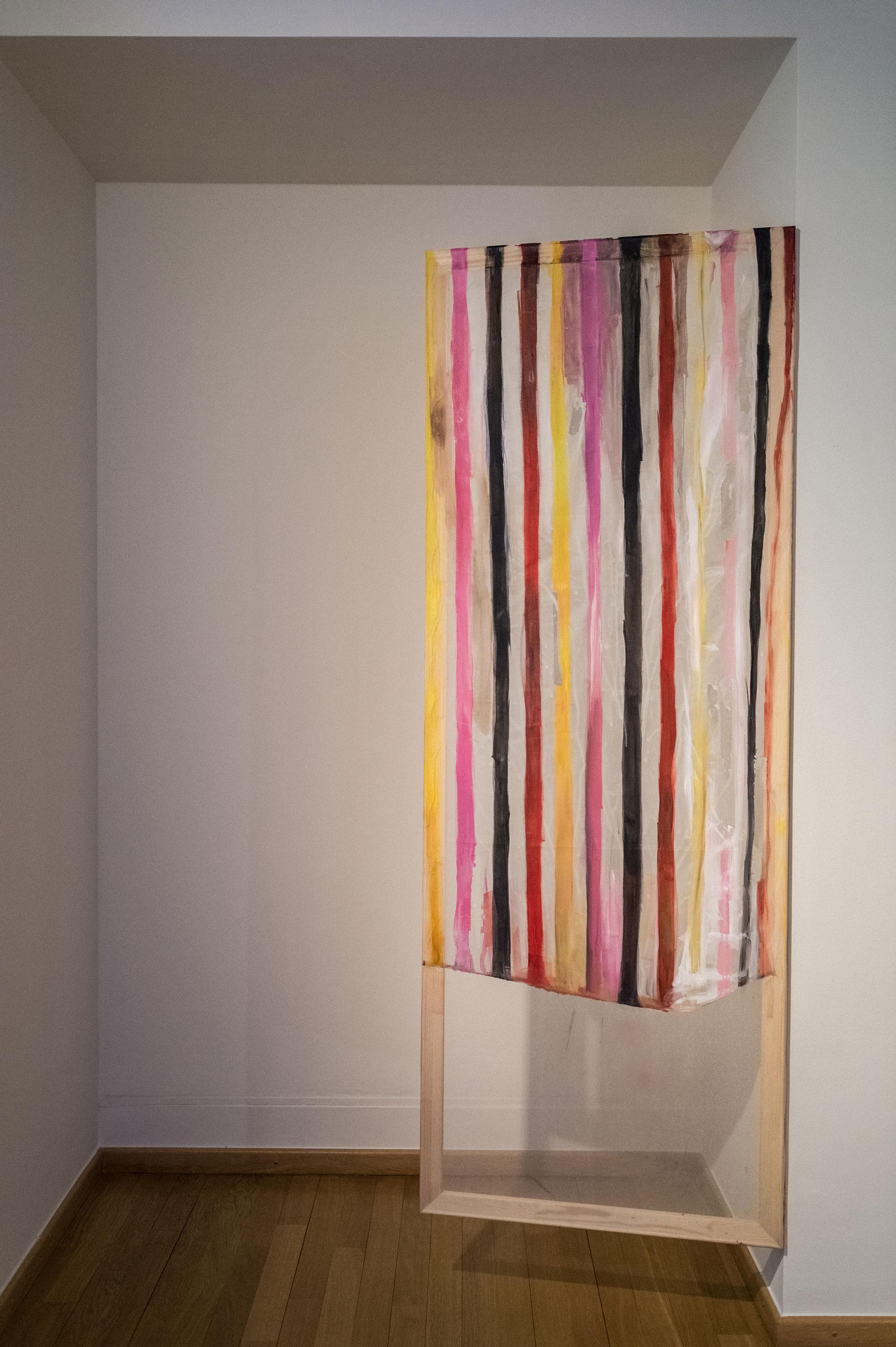 Suzan Noesen_Papier Cadeau, 2019, painting, 70 x 190 cm © Cercle Cité, Mike Zenari.jpg